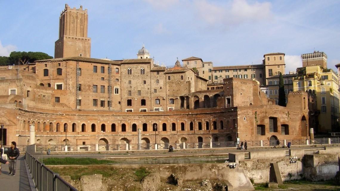 Рим, вечният