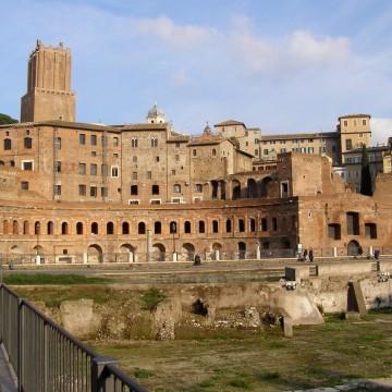 Рим – имперският град на Европа