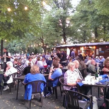 Берлински тайни - Ruedesheimer Platz