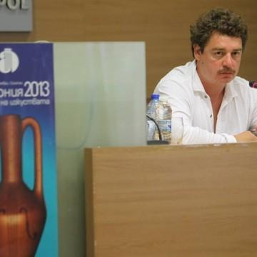 Аполония 2013: Среща с Камен Донев