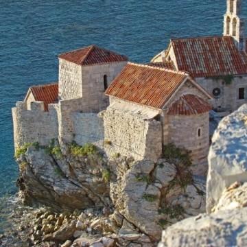 Черна гора - исторически красива