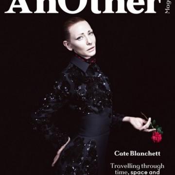Кейт Бланшет за AnOther Magazine