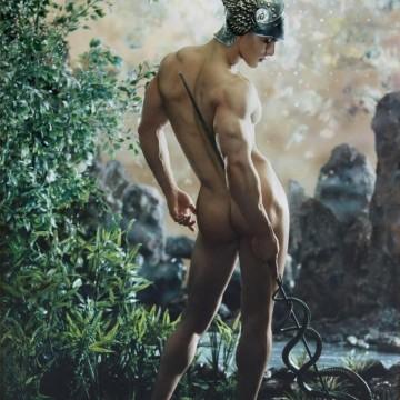 Голите мъже в изкуството от 19 век до наши дни
