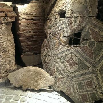 В подземията на базиликата Св София – тайните на древността