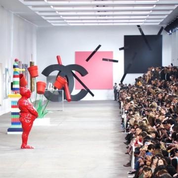 Галерията за модерно изкуство на Chanel