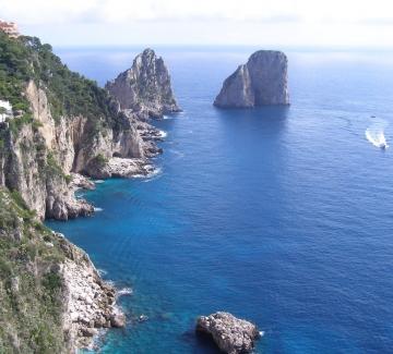 Капри – островът на Август и Тиберий