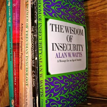 """Из """"Мъдростта на несигурността"""" на Алън Уотс"""