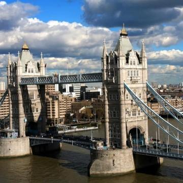 Многоцветният Лондон
