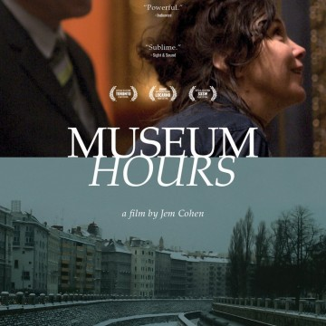 Часове в музея/Museum Hours (2012)