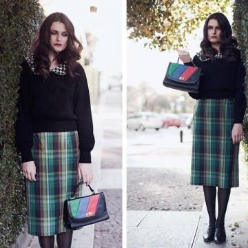 Модерно е да носиш секънд хенд:  Check Point и есента в града