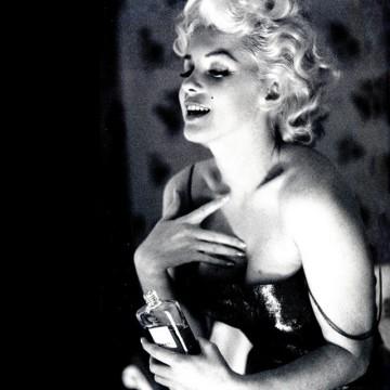 Мерилин Монро лице на Chanel 5