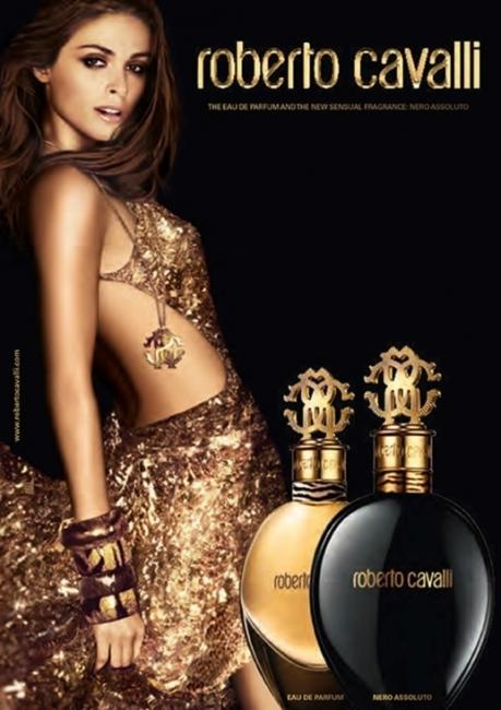 Cavalli Nero Assoluto - парфюмът на дръзката жена