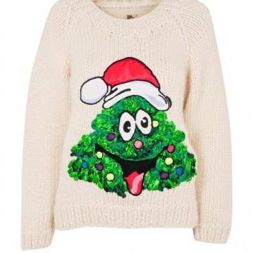 Най-евтиният коледен пуловер