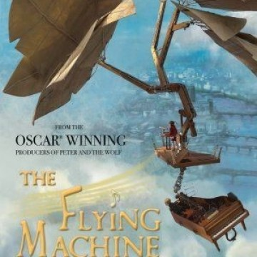 Летяща машина/ The Flying Machine (2011)