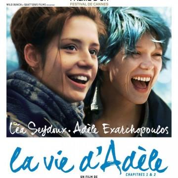 Синият е най-топлият цвят/La Vie d'Adele: Chapitre 1 et 2 (2013)