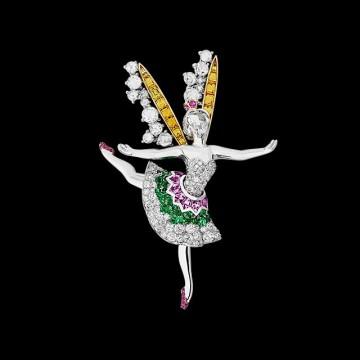 Руският балет в украшенията на Van Cleef & Arpels