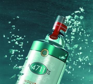 Спечелете новия вдъхновяващ аромат на 4711