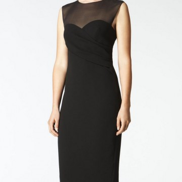 Нашата колекция от черни парти рокли