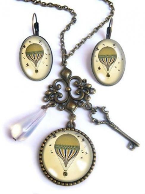 Biliana Jewellery или за бижутата с илюстрации
