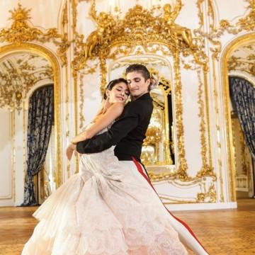 Роклите на Вивиан Уестууд за Виенския балет