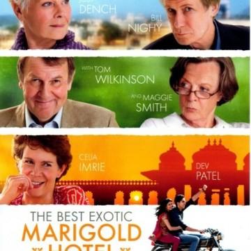 """Най-екзотичният """"Мариголд"""" хотел/The Best Exotic Marigold hotel"""