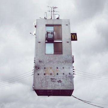 Летящи къщи