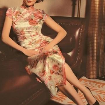 Ципао – символът на китайската женственост
