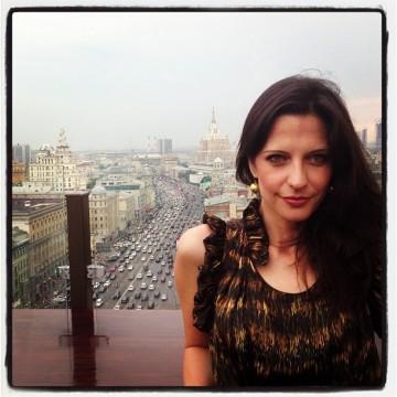 Преслава Фентам-Флетчер - едно българско момиче в Москва