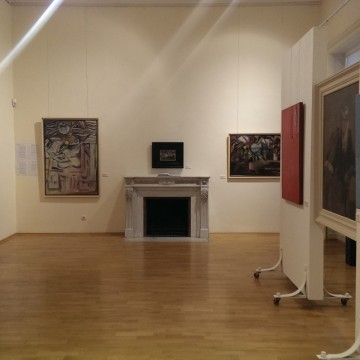 Другият музей и малкият художник