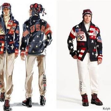 Спортът и добрият вкус - униформите в Сочи'2014