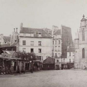 Шарл Марвил: фотографът на Париж