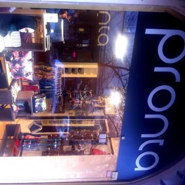 Новият магазин на Pronta