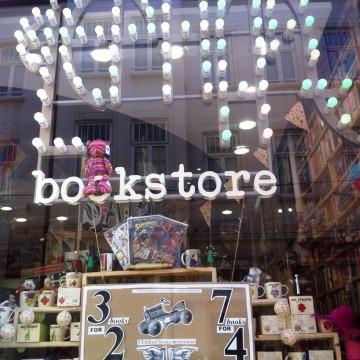 Elephant Bookstore или английската книжарница на Шишман