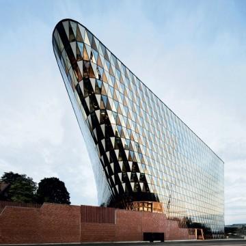 5 изумителни съвременни университетски сгради