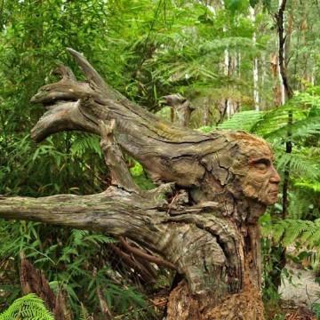 Вълшебната градина на Бруно Торф