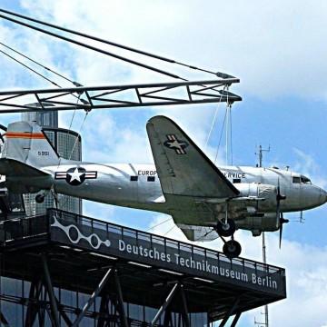Техническият музей в Берлин – пътят на човека, мира и войната