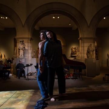 Опера в музея Метрополитан