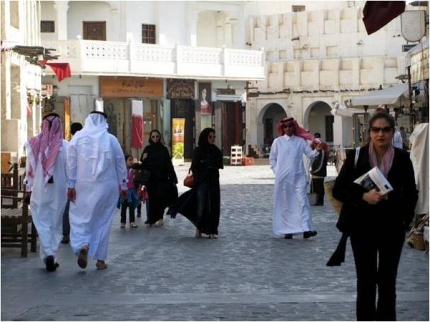 Катар, какъвто го видях