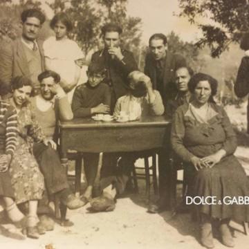 Семейният албум на Dolce & Gabbana