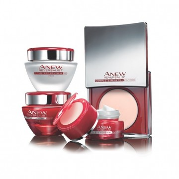 Подари на кожата си пролетна свежест с Avon ANEW Reversalist