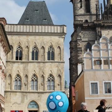 Тим Бъртън и неговият свят в Прага