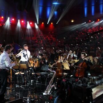Каним ви на концерта на Grzech Piotrowski World Orchestra и Теодосий Спасов