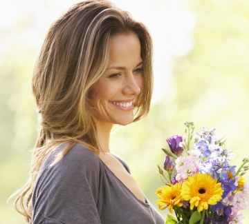 Изкуството да подаряваме цветя