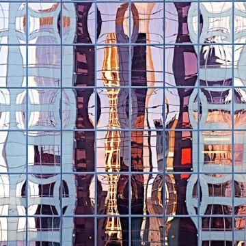 Отраженията на града