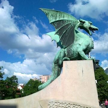Любляна – една малка, но много красива европейска столица