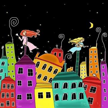 Въображение и цвят в илюстрации