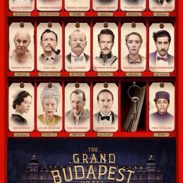 """""""Гранд хотел Будапеща""""/The Grand Budapest Hotel 2014"""