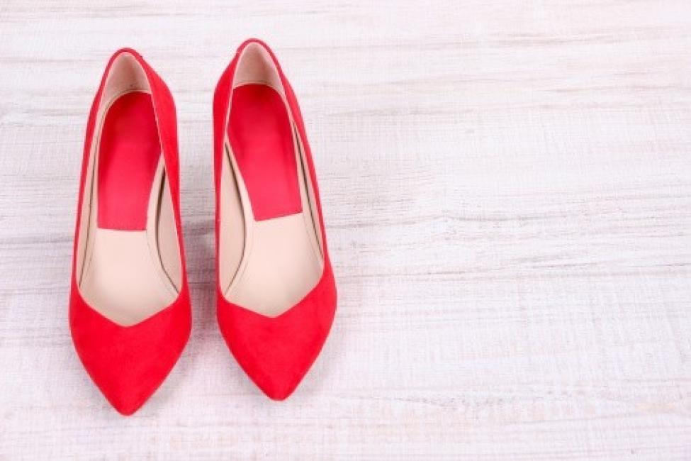 Елегантни и цветни обувки за пролетта