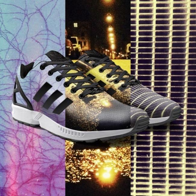 Маратонки на Adidas със снимки от Instagram