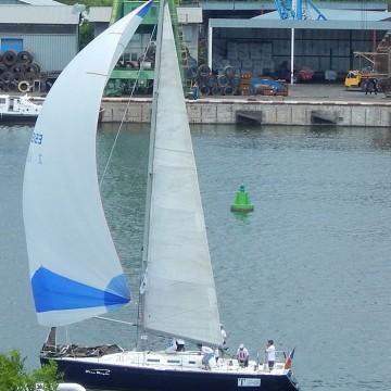 24 май на яхта